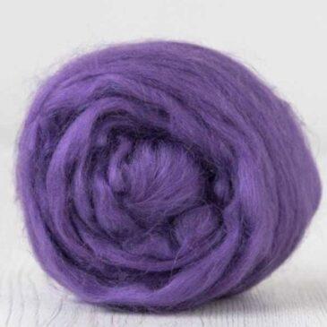 Viscose Top – Violet