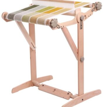 Variable Stand for Ashford Knitters Loom – Pre-order only