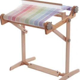 Stand, Ashford Rigid Heddle Loom – Variable for 16, 24 and 32-inch (in stock)