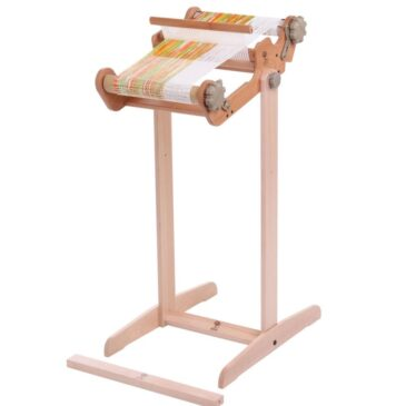 Stand, Ashford SampleIt Loom – Variable for 10 and 16-inch